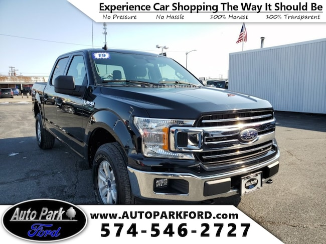 Used 2019 Ford F-150 XLT Truck for sale in Bremen, IN