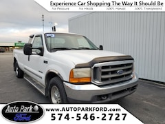 2000 Ford F-250SD XLT Truck