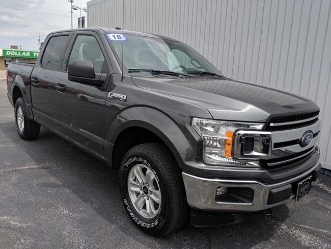 Used 2018 Ford F-150 XLT Truck for sale in Bremen, IN