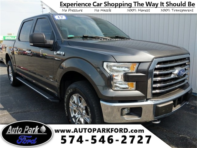 Used 2017 Ford F-150 XLT Truck for sale in Bremen, IN