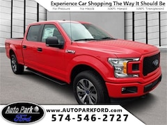 New 2019 Ford F-150 STX Truck 1FTFW1E59KFB62230 for sale in Bremen, IN