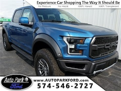 New 2019 Ford F-150 Raptor Truck 1FTFW1RG1KFC84060 for sale in Bremen, IN