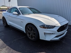 New 2019 Ford Mustang GT Coupe 1FA6P8CF8K5192087 for sale in Bremen, IN