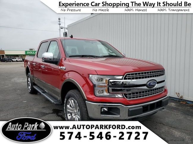 New 2020 Ford F-150 Lariat Truck for sale in Bremen, IN