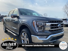 New 2021 Ford F-150 Lariat Truck for sale in Bremen, IN