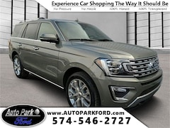 New 2019 Ford Expedition Limited SUV 1FMJU2AT0KEA30534 for sale in Bremen, IN