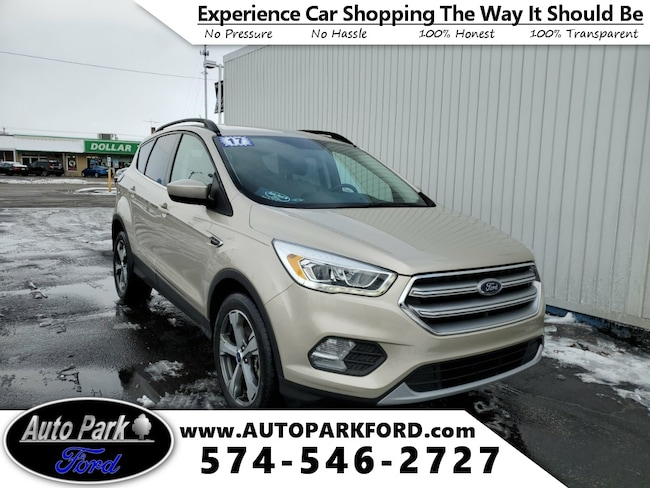 Used 2017 Ford Escape SE SUV for sale in Bremen, IN