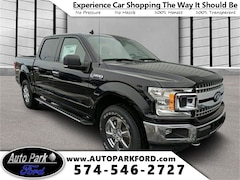 New 2019 Ford F-150 XLT Truck 1FTEW1E43KFA34293 for sale in Bremen, IN