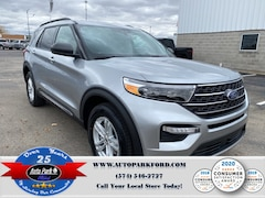 New 2020 Ford Explorer XLT SUV for sale in Bremen, IN