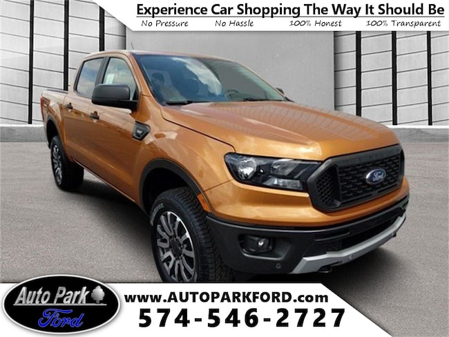 Used 2019 Ford Ranger XLT Truck for sale in Bremen, IN
