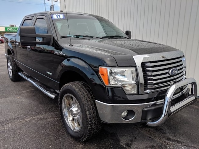 Used 2011 Ford F-150 XLT Truck for sale in Bremen, IN