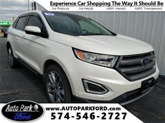 Used 2016 Ford Edge Titanium SUV 2FMPK4K89GBC01404 for sale in Bremen, IN