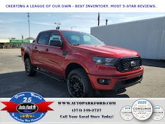 New 2020 Ford Ranger XLT Truck 1FTER4FH8LLA41527 for sale in Bremen, IN