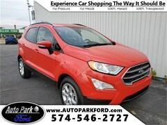 2020 Ford EcoSport SE Crossover MAJ3S2GE1LC314768 in Sturgis, MI