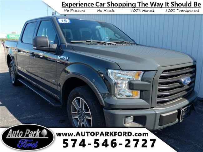 Used 2016 Ford F-150 XLT Truck for sale in Bremen, IN