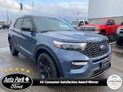 New 2021 Ford Explorer ST SUV for sale in Bremen, IN