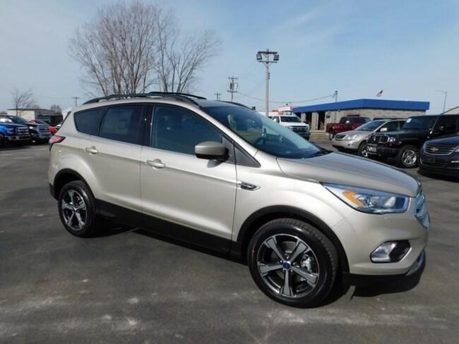 New 2018 Ford Escape SEL SUV for sale in Bremen, IN
