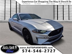 New 2019 Ford Mustang GT Coupe 1FA6P8CF1K5192321 for sale in Bremen, IN
