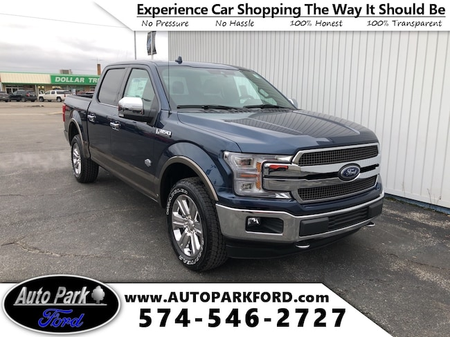 New 2020 Ford F-150 King Ranch Truck for sale in Bremen, IN