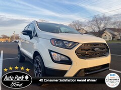 New 2020 Ford EcoSport SES SUV for sale in Bremen, IN