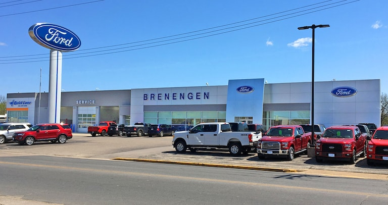 Brenengen Ford Ford Dealership In Sparta Wi
