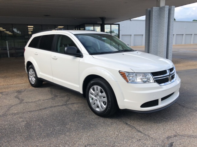 New 2018 Dodge Journey SE Sport Utility In Ruston