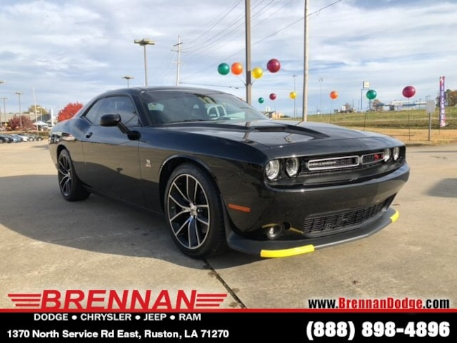 2018 Dodge Challenger SCAT Coupe