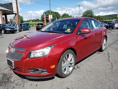 Used 2013 Chevrolet Cruze LTZ Sedan in Carlisle PA