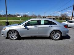 Used 2012 Chrysler 200 LX Sedan