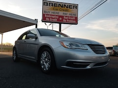 Used 2012 Chrysler 200 LX Sedan in Carlisle PA