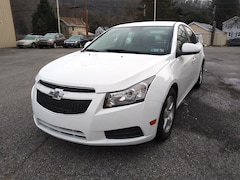 Used 2014 Chevrolet Cruze 1LT Manual Sedan in Williamsport