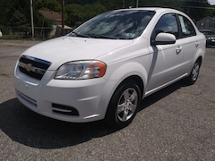 Used 2010 Chevrolet Aveo LS Sedan