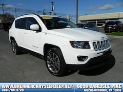 2016 Jeep Compass High Altitude Edition 4WD  High Altitude Edition