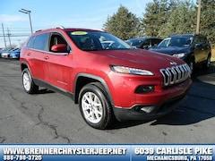 2015 Jeep Cherokee Latitude 4WD  Latitude