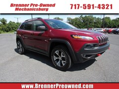 Used 2016 Jeep Cherokee Trailhawk SUV in Mechanicsburg