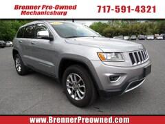 Used 2015 Jeep Grand Cherokee Limited SUV