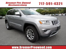 Used 2015 Jeep Grand Cherokee Limited SUV in Harrisburg & Mechanicsburg