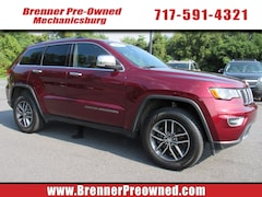 Used 2017 Jeep Grand Cherokee Limited SUV in Mechanicsburg