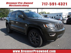 Used 2016 Jeep Grand Cherokee Limited SUV