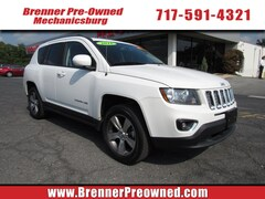 Used 2016 Jeep Compass High Altitude SUV in Mechanicsburg