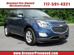 Used 2016 Chevrolet Equinox LT SUV