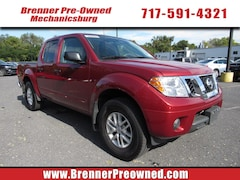 Used 2019 Nissan Frontier SV Truck Crew Cab