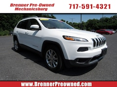 Used 2016 Jeep Cherokee Limited SUV in Mechanicsburg
