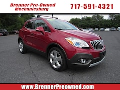 Used 2016 Buick Encore Leather SUV in Mechanicsburg