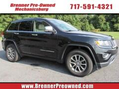 Used 2016 Jeep Grand Cherokee Limited SUV