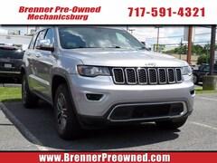 Used 2018 Jeep Grand Cherokee Limited SUV