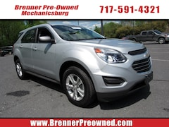 Used 2016 Chevrolet Equinox LS SUV