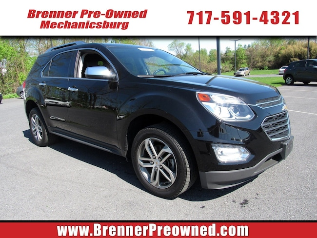 Used 2016 Chevrolet Equinox LTZ SUV in Harrisburg & Mechanicsburg