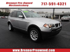 Used 2004 BMW X3 2.5i SUV in Mechanicsburg