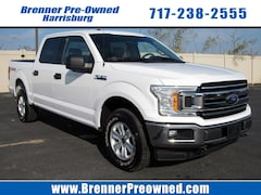 Used 2018 Ford F-150 Truck SuperCrew Cab in Harrisburg